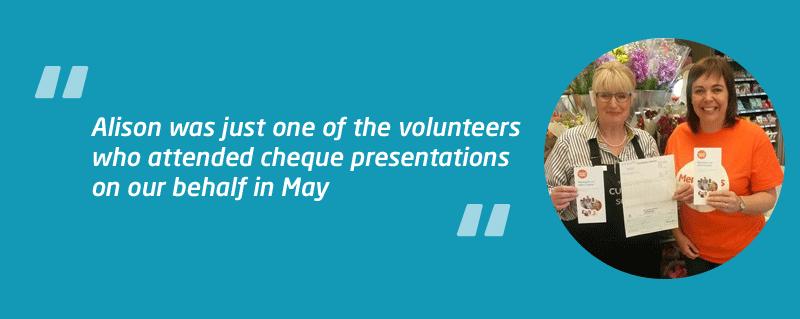 Volunteer week  May round up