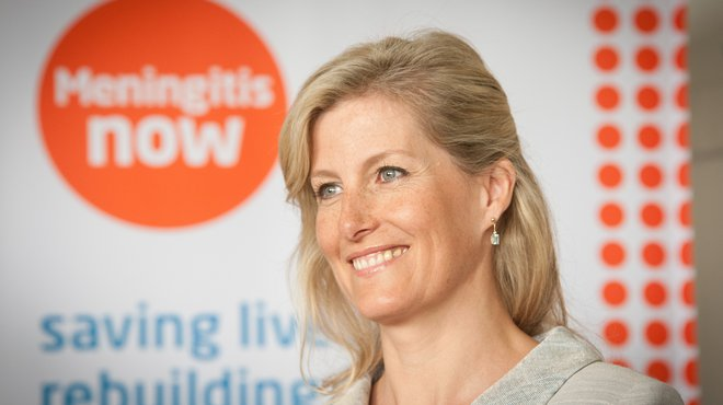 Meningitis Now Ambassador - Countess of Wessex